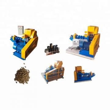 Double Screw Extruder Cat Food Pellet Making Machine