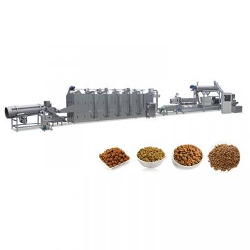 Adjustable shape dog food processing machinery supplier for sale
