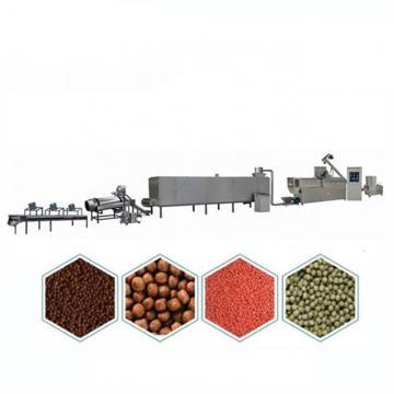 Pet Food Making Machine Cat Dog Food Pellet Production Line
