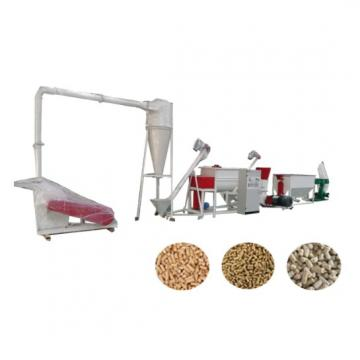 Easy Operate Dog Food Making Floating Fish Animal Feed Pellet Machine