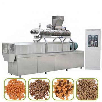 Dry Dog Cat Pet Food Production Line Animal Food Making Machine