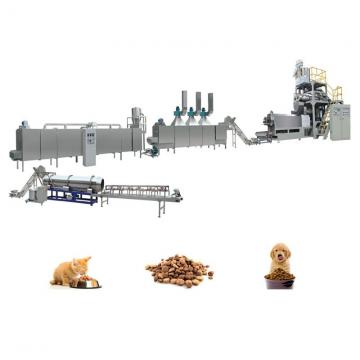 Twin Screw Extrusion Pet Food Dog Food Processing Line Making Machine with Ce