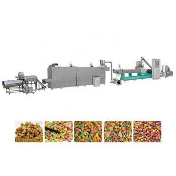Pet Dog Food Production Line Fish Feed Extruder Machine