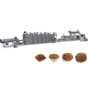 Automatic Floating Fish Feeding Extruder Pet Food Machine Stainless Steel Dry Dog Food Pellet Extruder Pet Food Making Machine