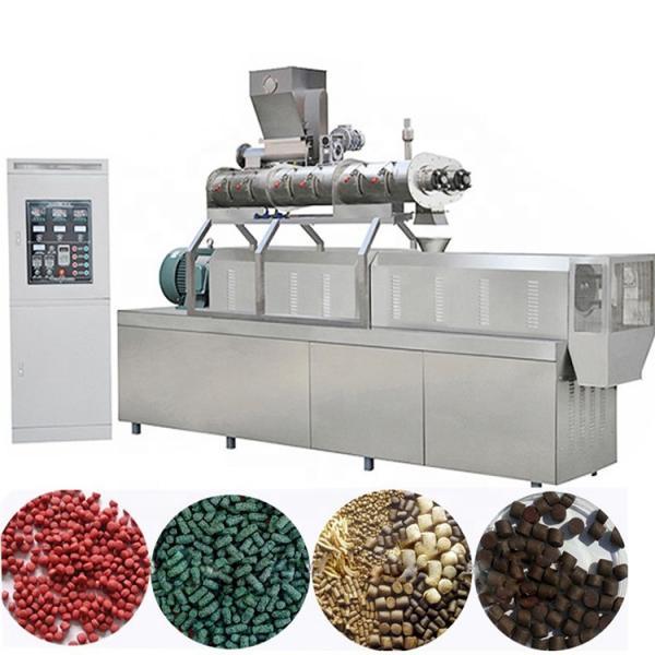 Pet Food Extruder Dry Dog Cat Fish Food Making Machine
