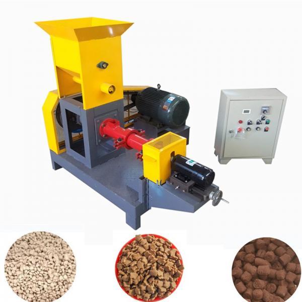 Different Shape Treats Dog Feed Food Making Machine