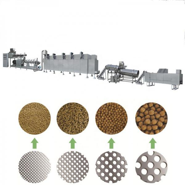 Large Output Poultry Feed Production Line Animal Pet Food Processing Line Plant