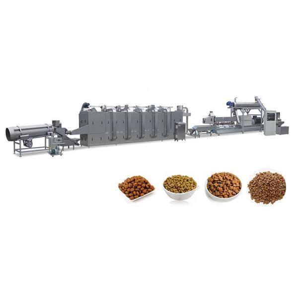 Small Dog Food Extrusion Machine Pet Cat Dog Food Making Machine
