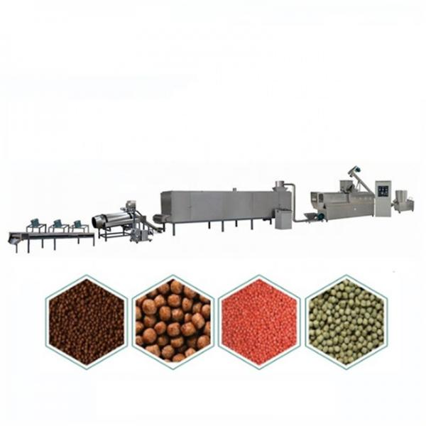 Professional Twin Screw Animal Dog Food Pellet Making Extruder Machine