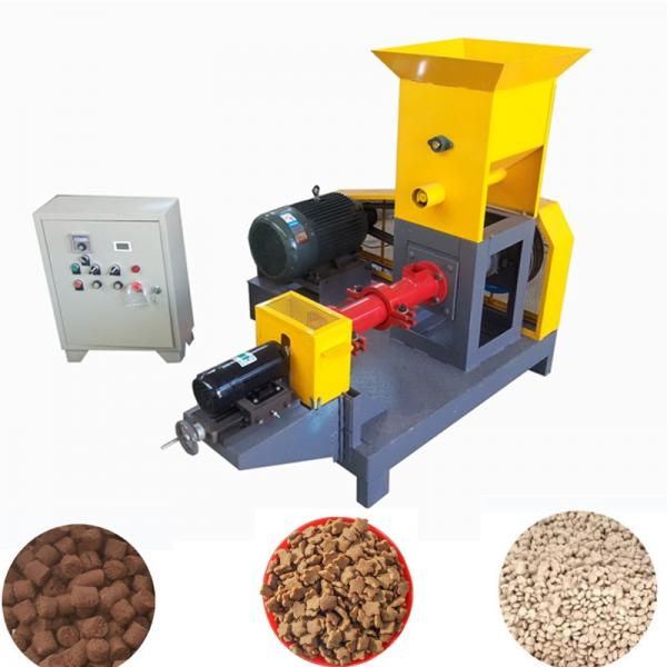 Large Capacity Automatic Dog Food Extrusion Machine