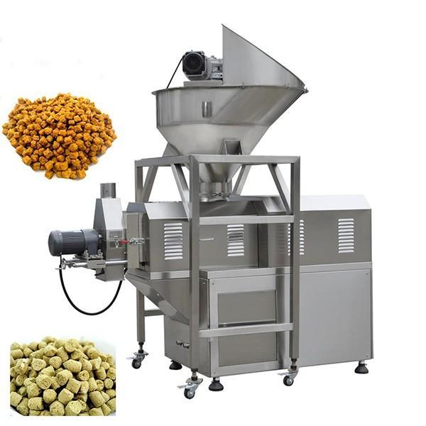 100-500kg/H Fish Meal Making Machine Pet Food Extruder for Sale
