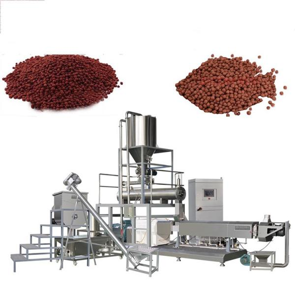 Twin Screw Extruder for Dog Pet Food