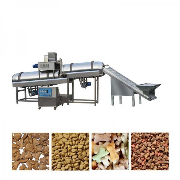 Animal Floating Fishfeed Dog Pet Food Pellet Making Processing Extruder Machine