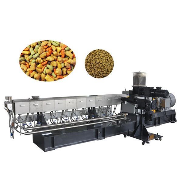 China Pet Food Making Machine/Dog Machine Food for Sale