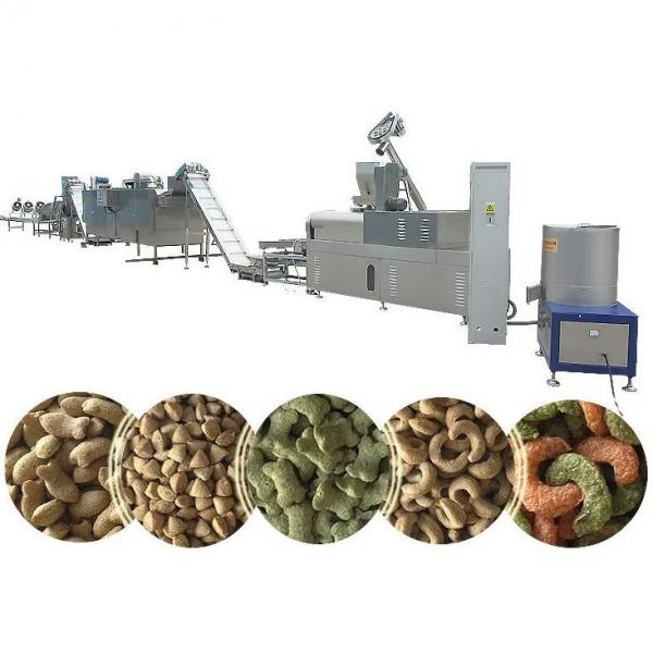 Full Production Line Hot Dog Loaf Food Making Machine