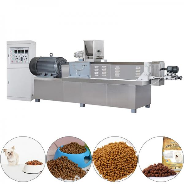 Animal Fish Feed Pellet Extruder Machine Floating Feed Processing Machinery