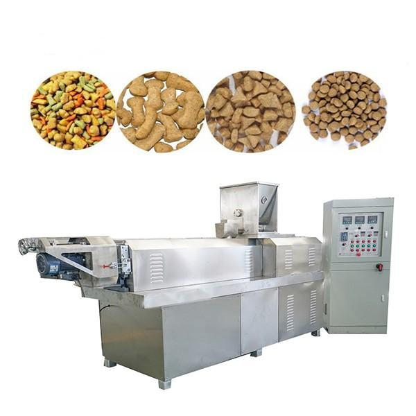 Ce Approved 1 Ton Per Hour Animal Feed Processing Plant Pellet Maker Machine