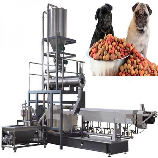 Dog Animal Pet Dry Cat Food Plant Making Line Machine