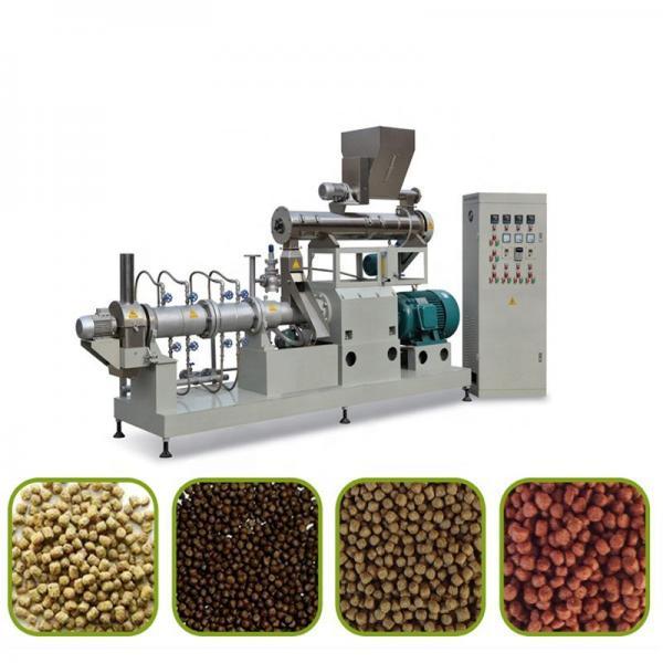 Floating Fish Shrimp Feed Animal Pet Dog Cat Food Pellet Extruder Making Machinery