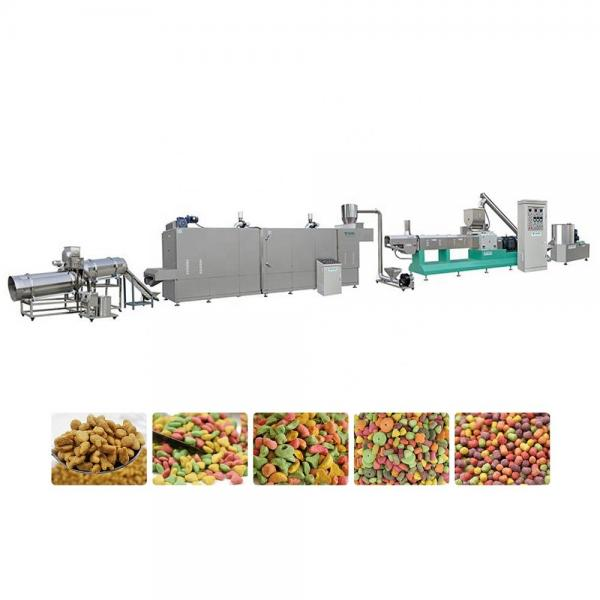 Full Production Line Dog Food Machine