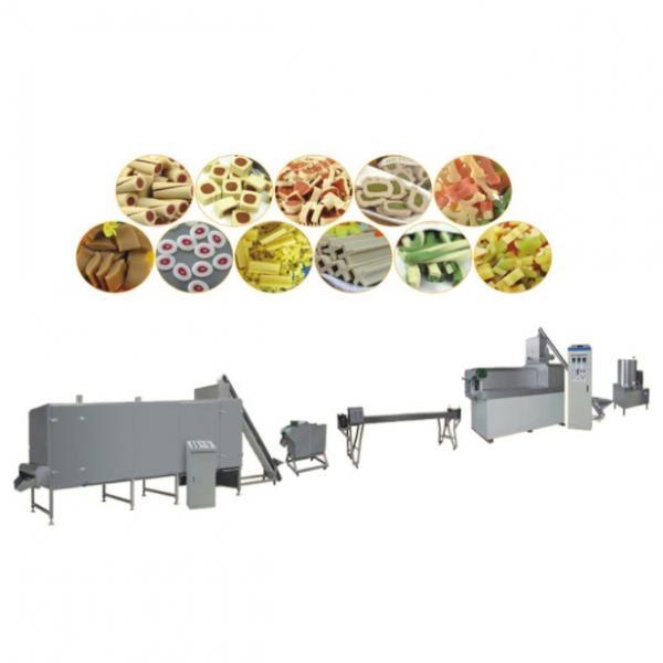 Hot Dog BBQ Food Kraft Paper Bag Making Machine Full Automatic Roll Feeding Sharp V Flat Bottom Paper Bag Making Forming Machine for Sale Yast-Jd350