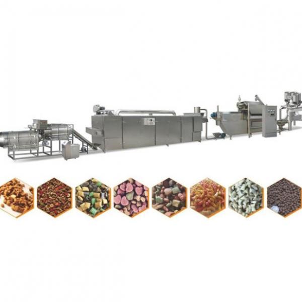 Corn and Meat Kibble Dog Food Cat Food Plant Making Machine